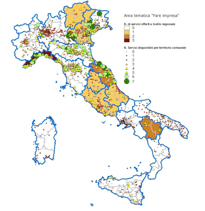 Local eGovernment in Italy – a Report