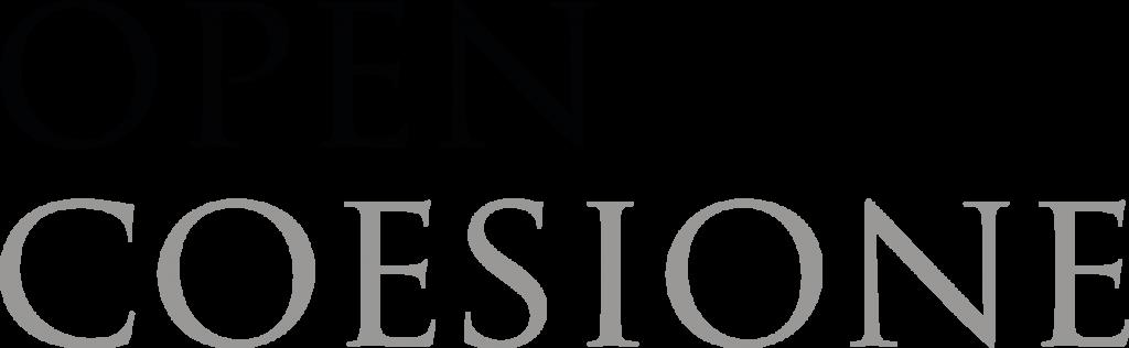logo_OpenCoesione_vettoriale